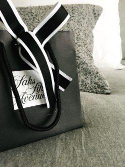 Luxymom Giveaway - Saks Bag