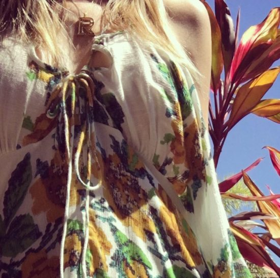 Free People One Monarch Maxi Dress