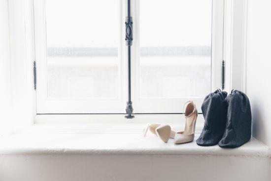 ShoeShoeBags - Windowsill