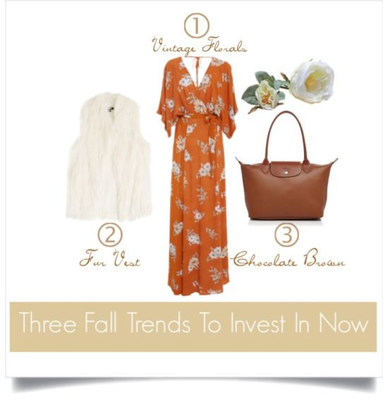 Fall 2017 Fashion Trends