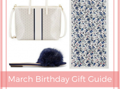 Stylish Birthday Gifts for Moms - March 2018 Gift Guide
