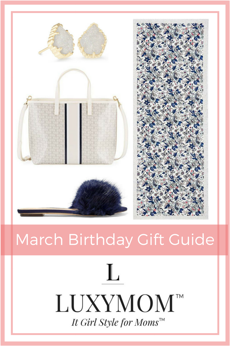 18 Gifts for Moms with March Birthdays