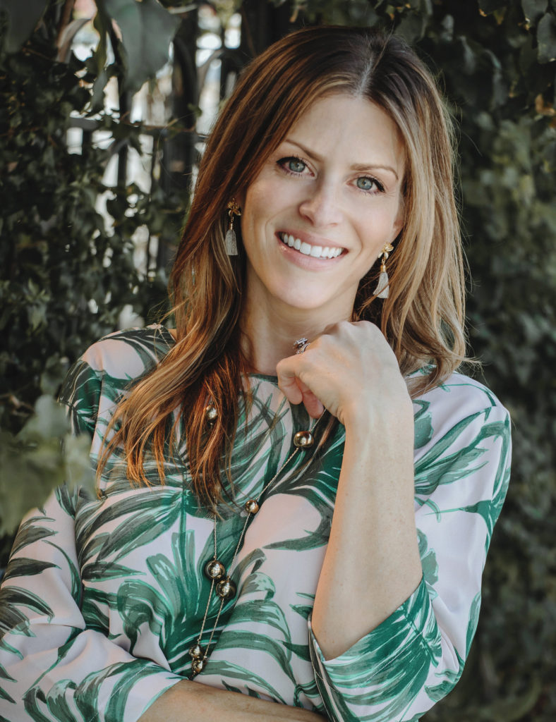 Libby Romano Head Shot About Luxymom