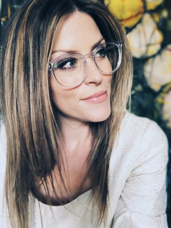 How to Find Eyeglasses Online - LUXYMOM Review of glassesUSA.com