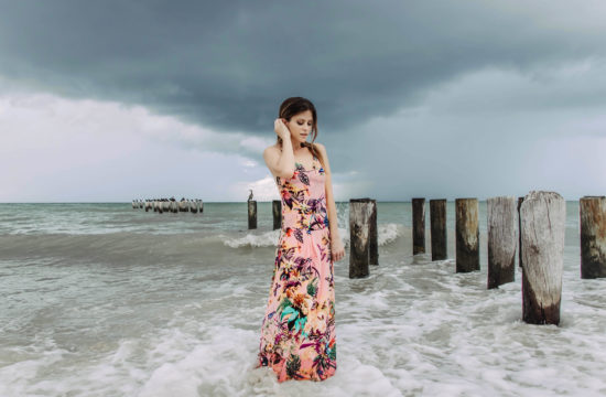 Summer Maxi Dress - Katie Farnan - LUXYMOM