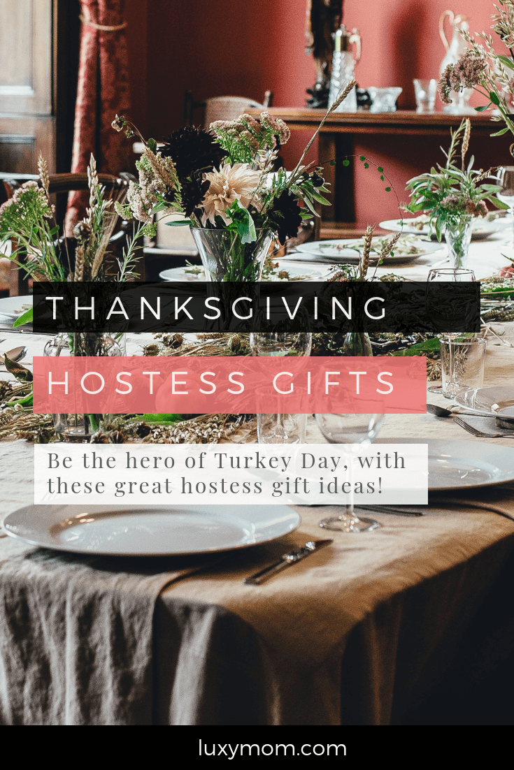 thanksgiving hostess gifts