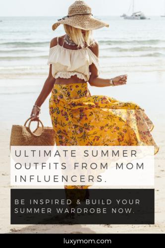 summer fashion influencers