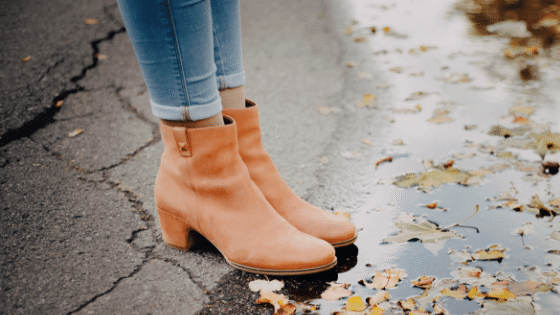 fall booties article luxymom
