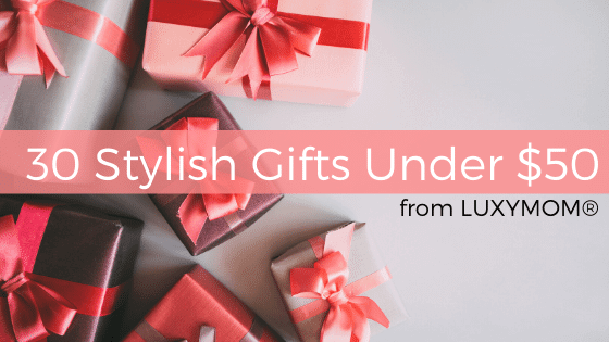 stylish gifts under $50