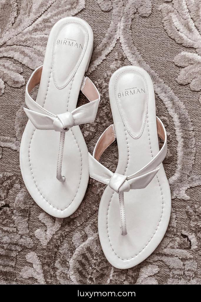 alexandre birman clarita flats white