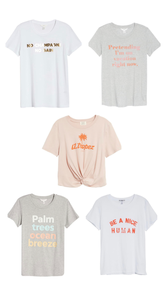 cute womens graphic tees nordstrom