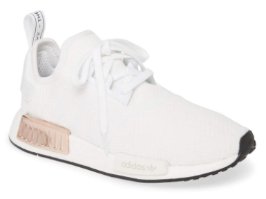 white athletic sneakers nordstrom