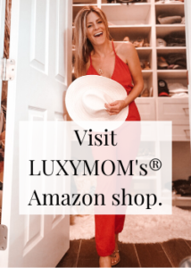 luxymom amazon shop