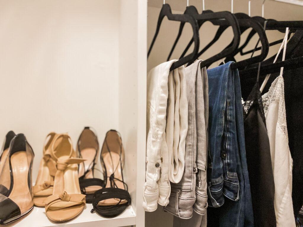 luxymom 30 day capsule wardrobe challenge