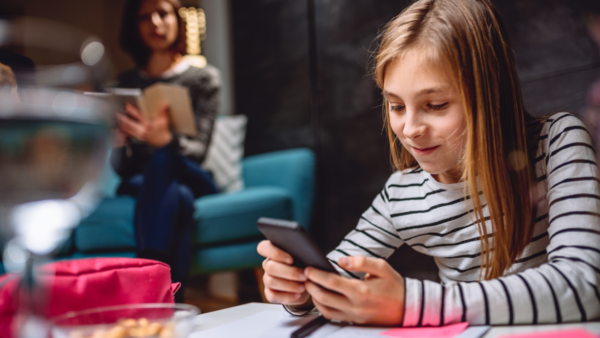 getting kids off their devices