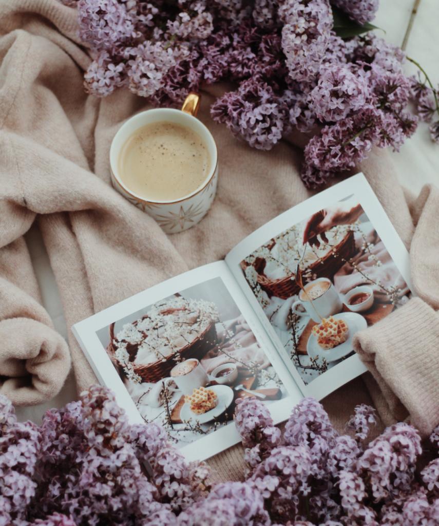 coffee with creamer main image