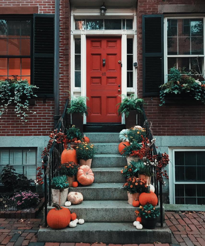 pumpkin everything - main inside image fall outdoor decor