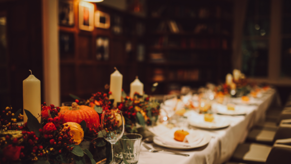 thanksgiving turkey feast header