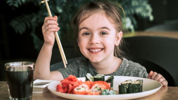 Kids Sushi