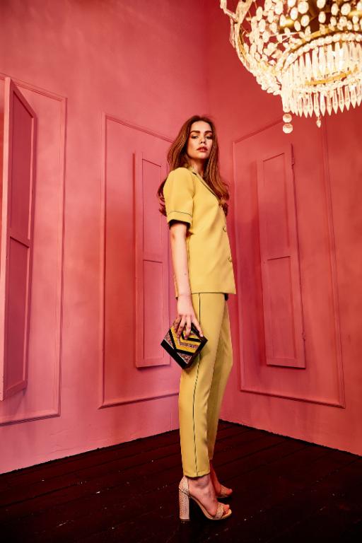 Yellow Capsule Wardrobe Inspiration