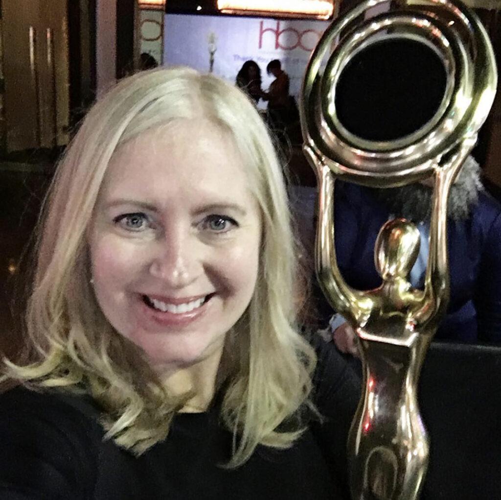 jennifer graylock hollywood beauty award