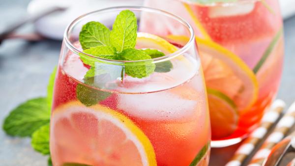 watermelon mojito - cocktails featured