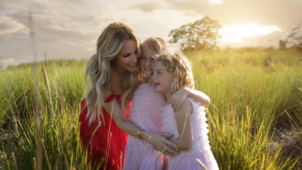 Danielle Bishop Lost in Fashion Naples style blogger and her daughters