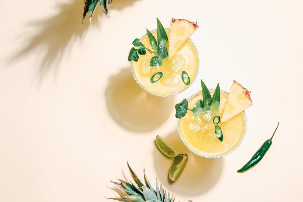 best summer margaritas pineapple margarita