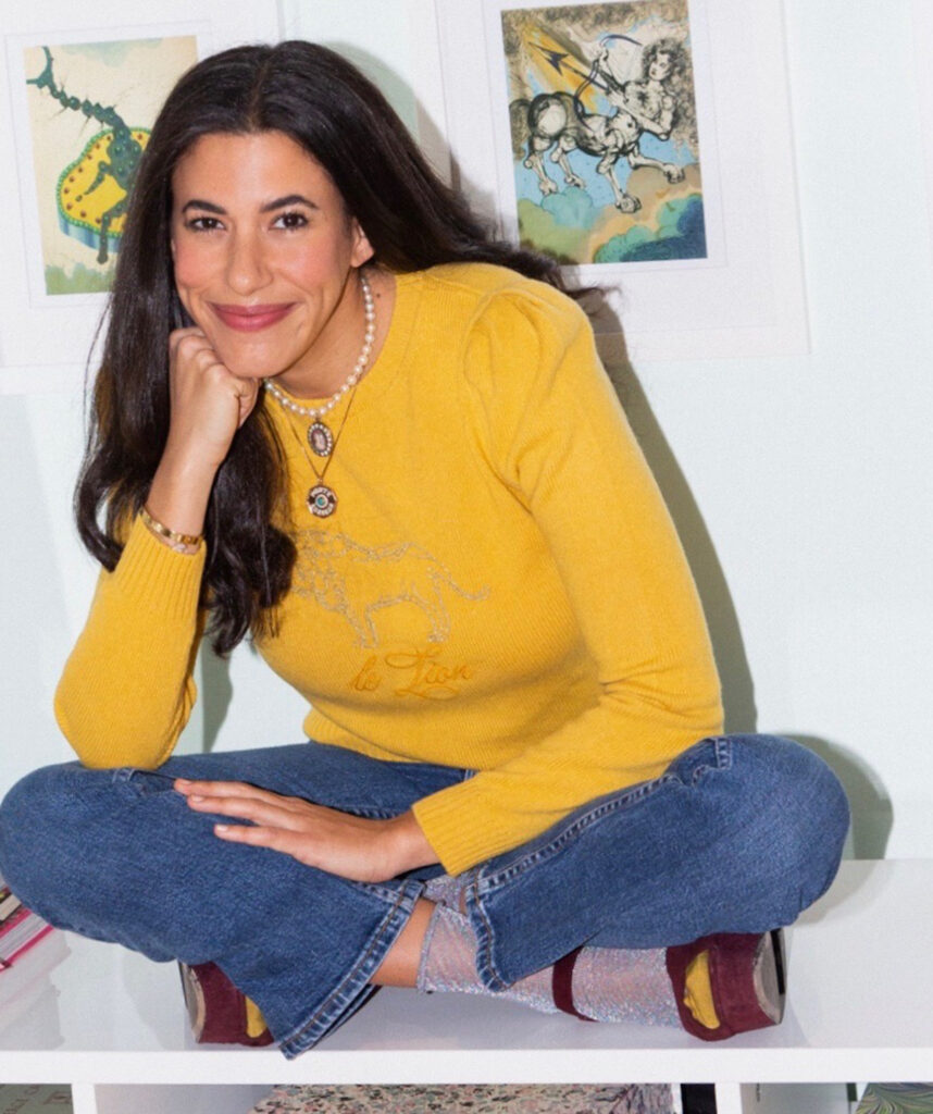 laura gelfand le lion founder