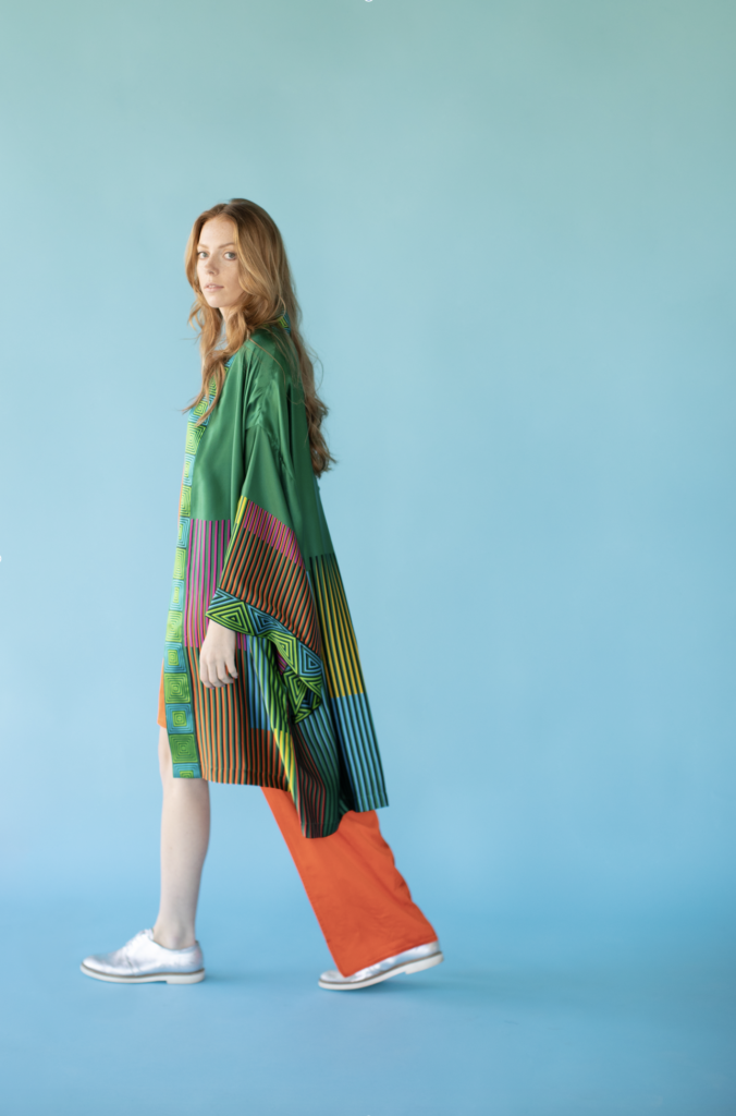 pelerine colorful womens capes robes