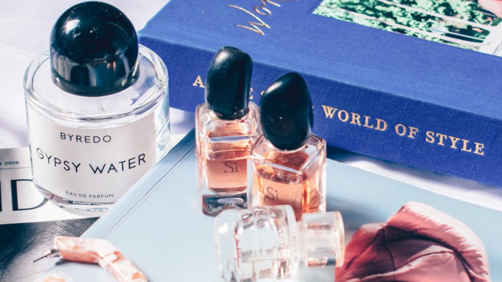 spring summer scents byredo gypsy water perfume
