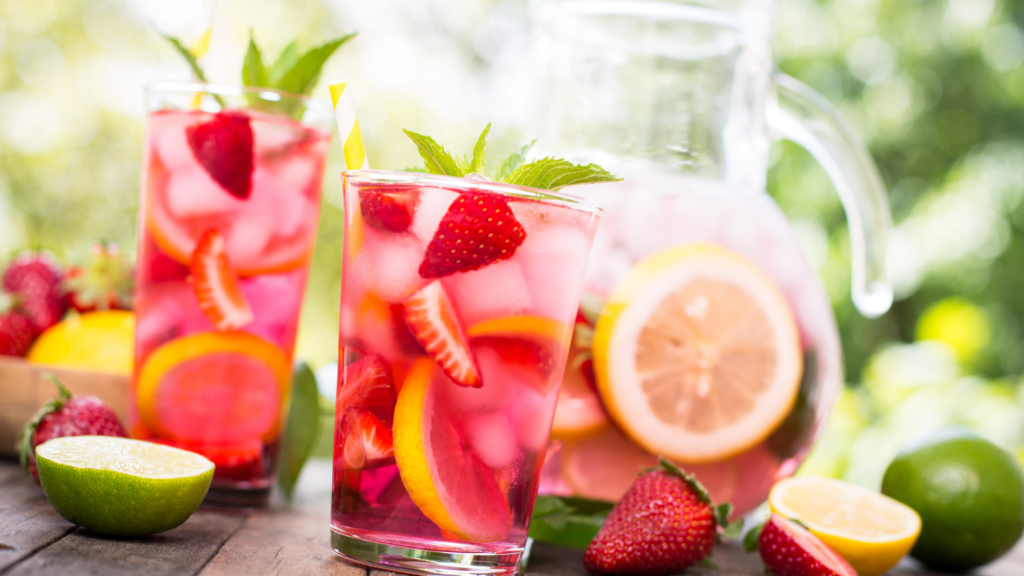 summer cocktails to make in batches