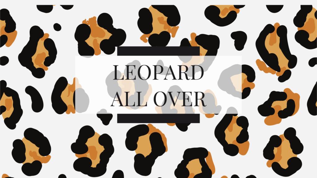 shop leopard print clothes and accessories